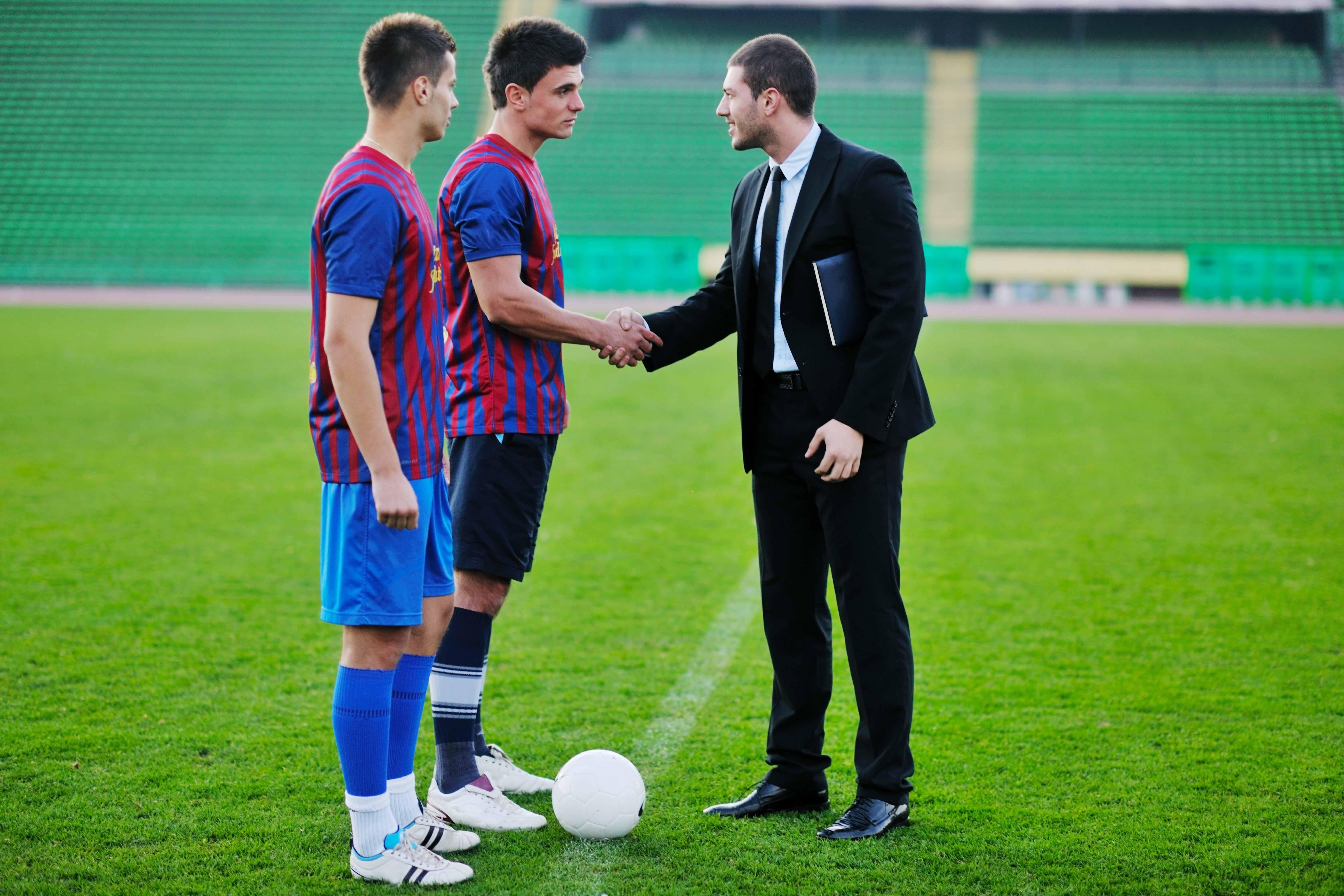 Спортивный менеджер