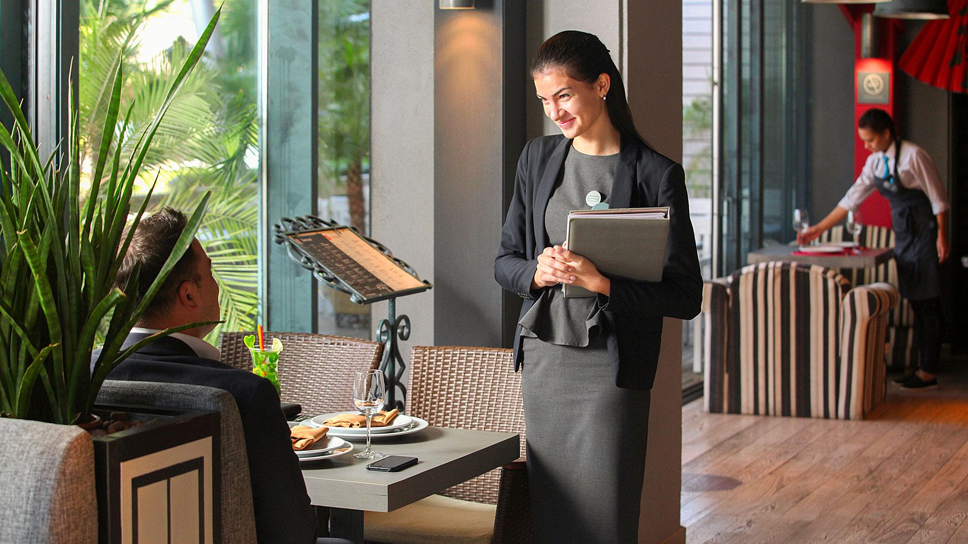 Менеджер ресторана