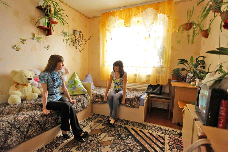 Общежитие колледжа в Братске
