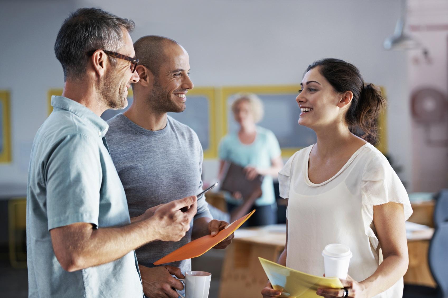 Умение работать с клиентами