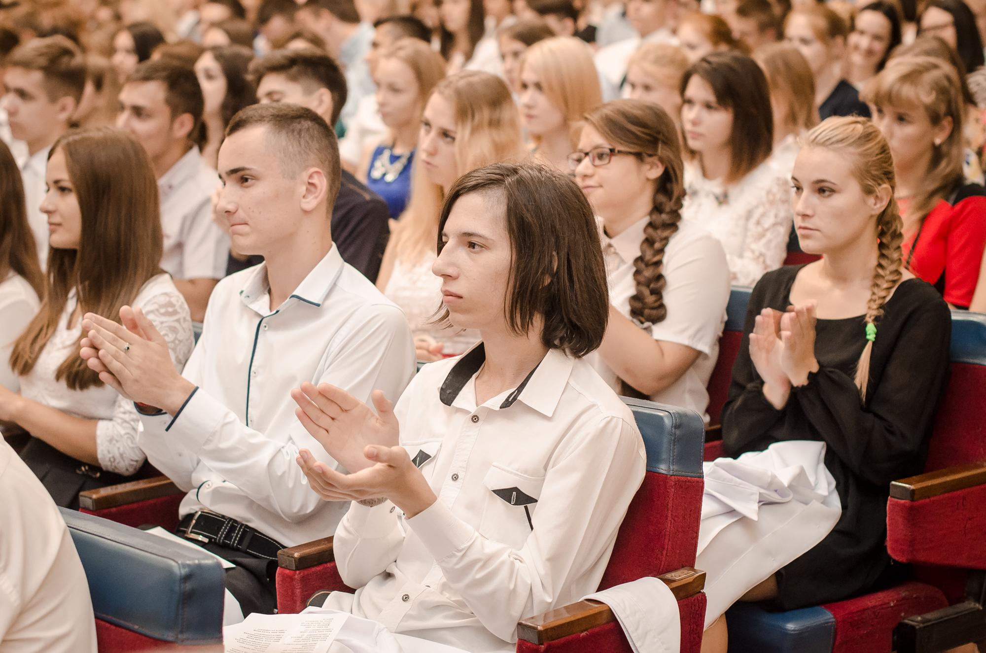 Студенты диетологи