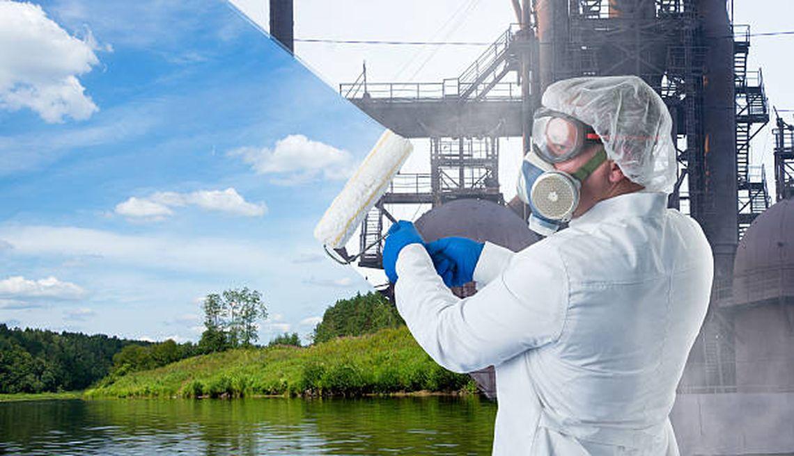 Радиационная экология или радиоэкология — наука, изучающая особенности существования живых организмов и их сообществ в условиях наличия естественных радионуклидов или техногенного радиоактивного загрязнения