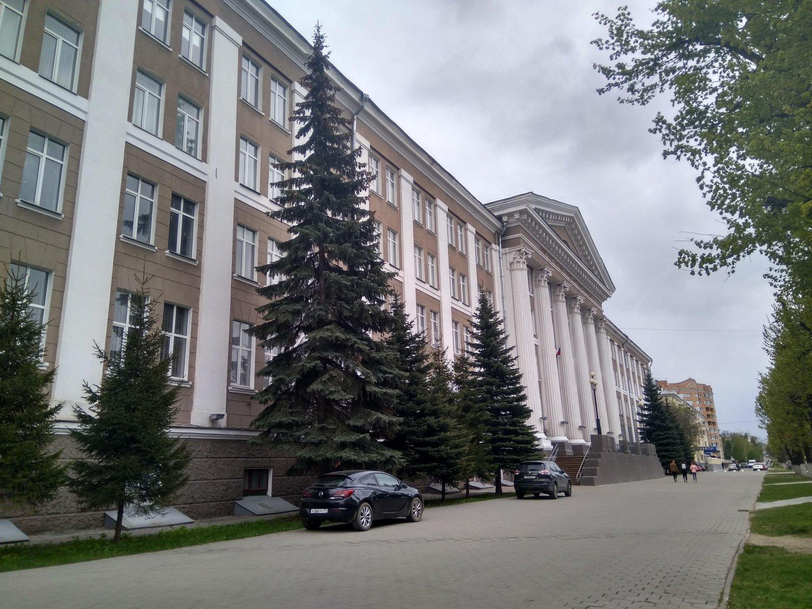Ту́льский госуда́рственный университе́т (ТулГУ) — высшее учебное заведение расположенное в Туле