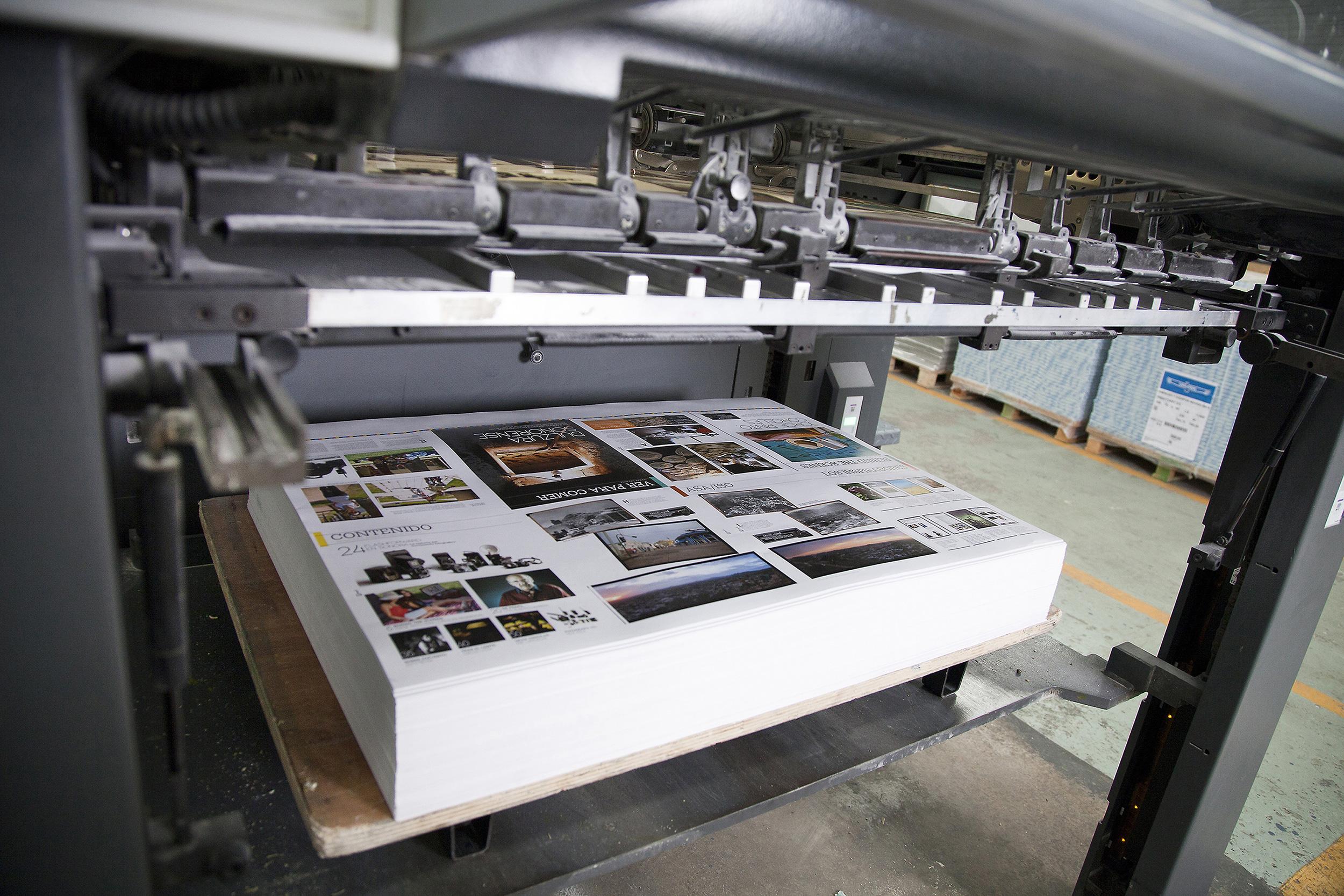 Профессия связана с работой на прокатном станке и прессе
