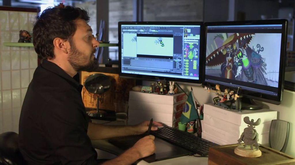Flash-аниматор — это художник-мультипликатор, который создает анимационные продукты используя программу Macro Media Flash, которая позволяет создавать анимированные ролики, игры, баннеры, иконки, заставки