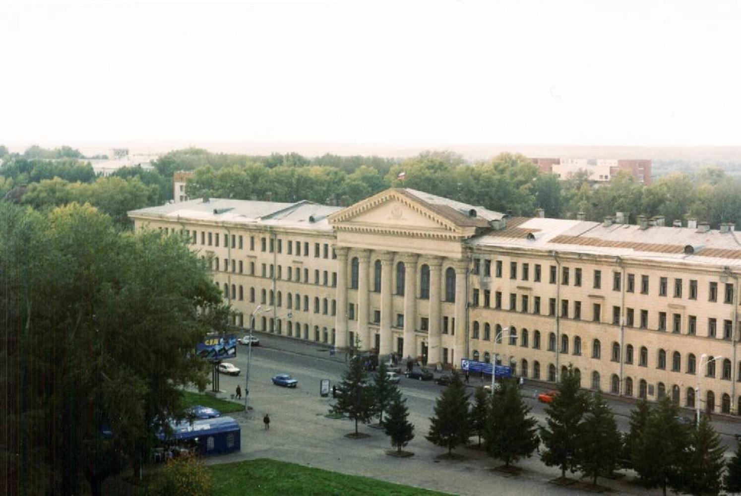 Томский Государственный Университет (ТУСУР)