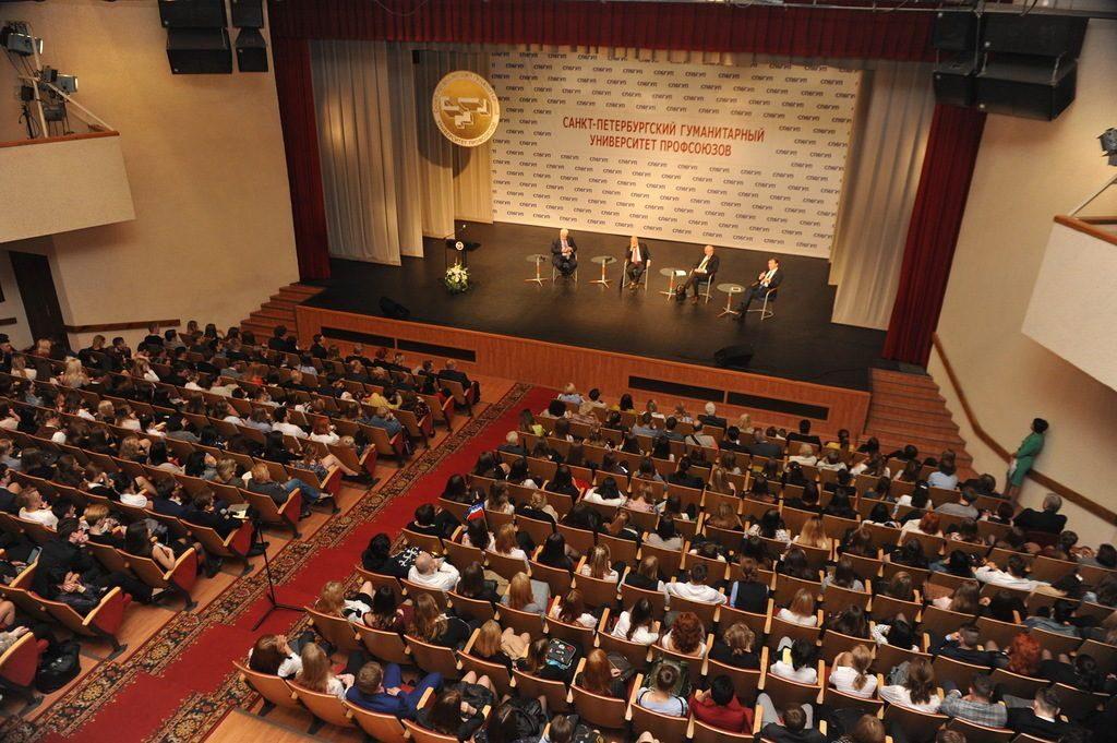 Санкт-Петербургский гуманитарный университет – престижное образовательное учреждение в стране