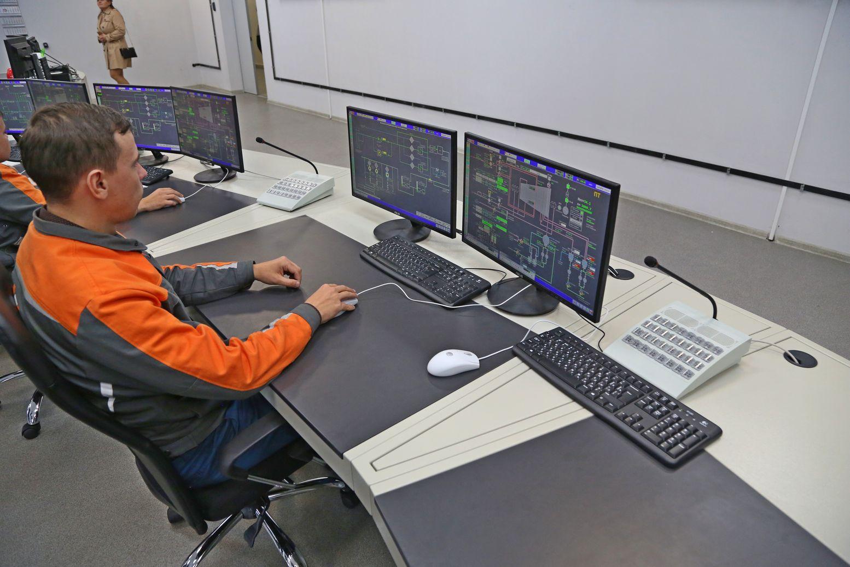 Диспетчер электросистем