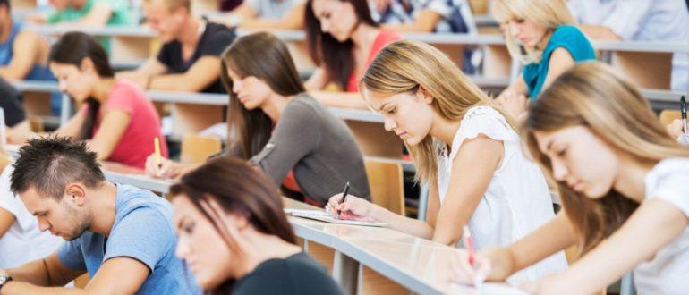 Виды учебных заведений