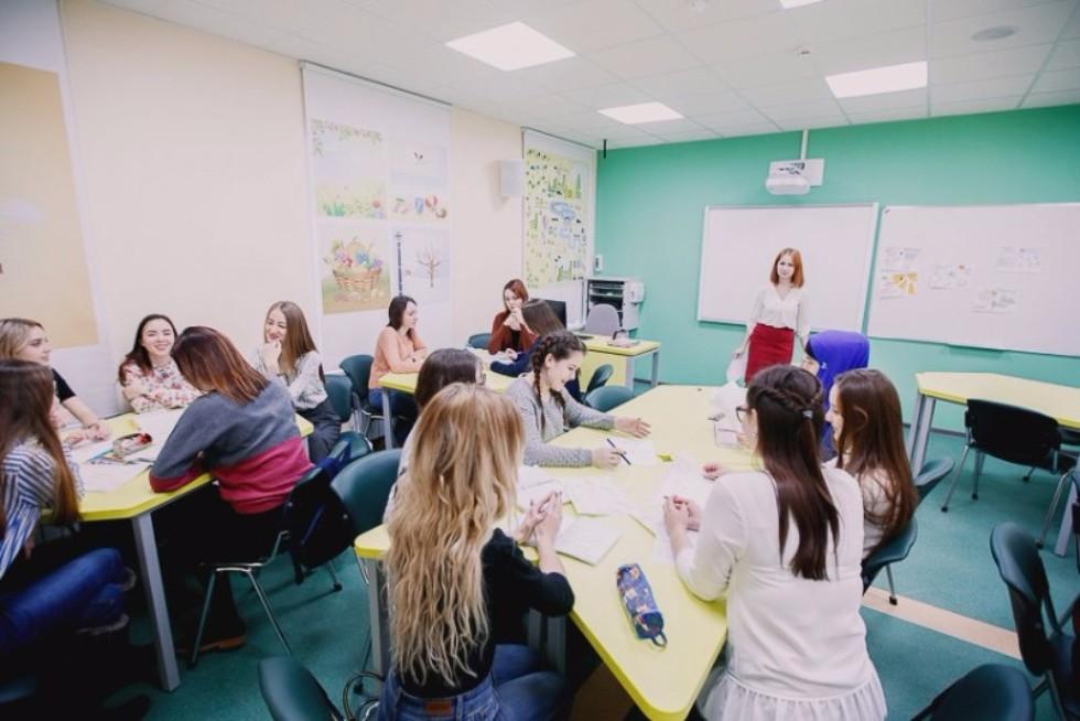 Специалист, окончивший академию, может работать с учениками разных возрастных категорий