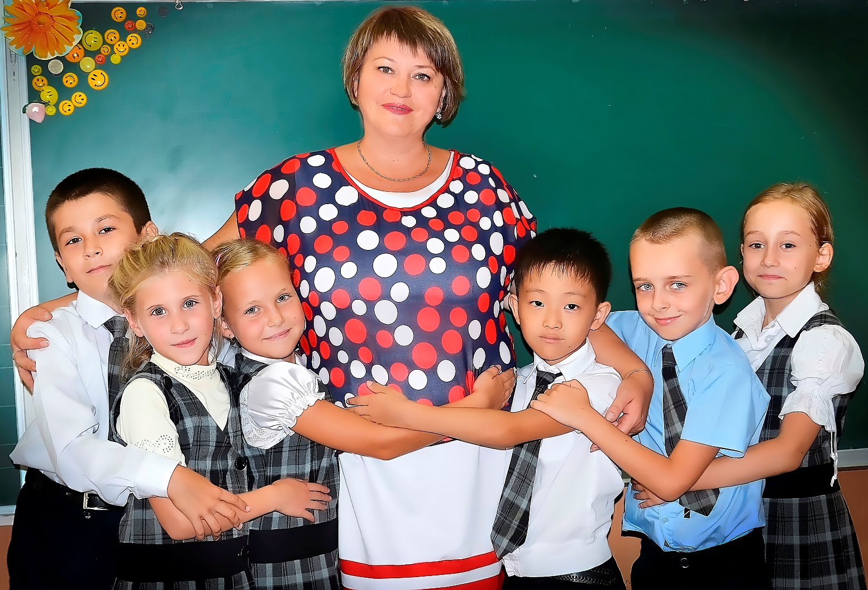 Любимый учитель Филипенко Ирина Викторовна