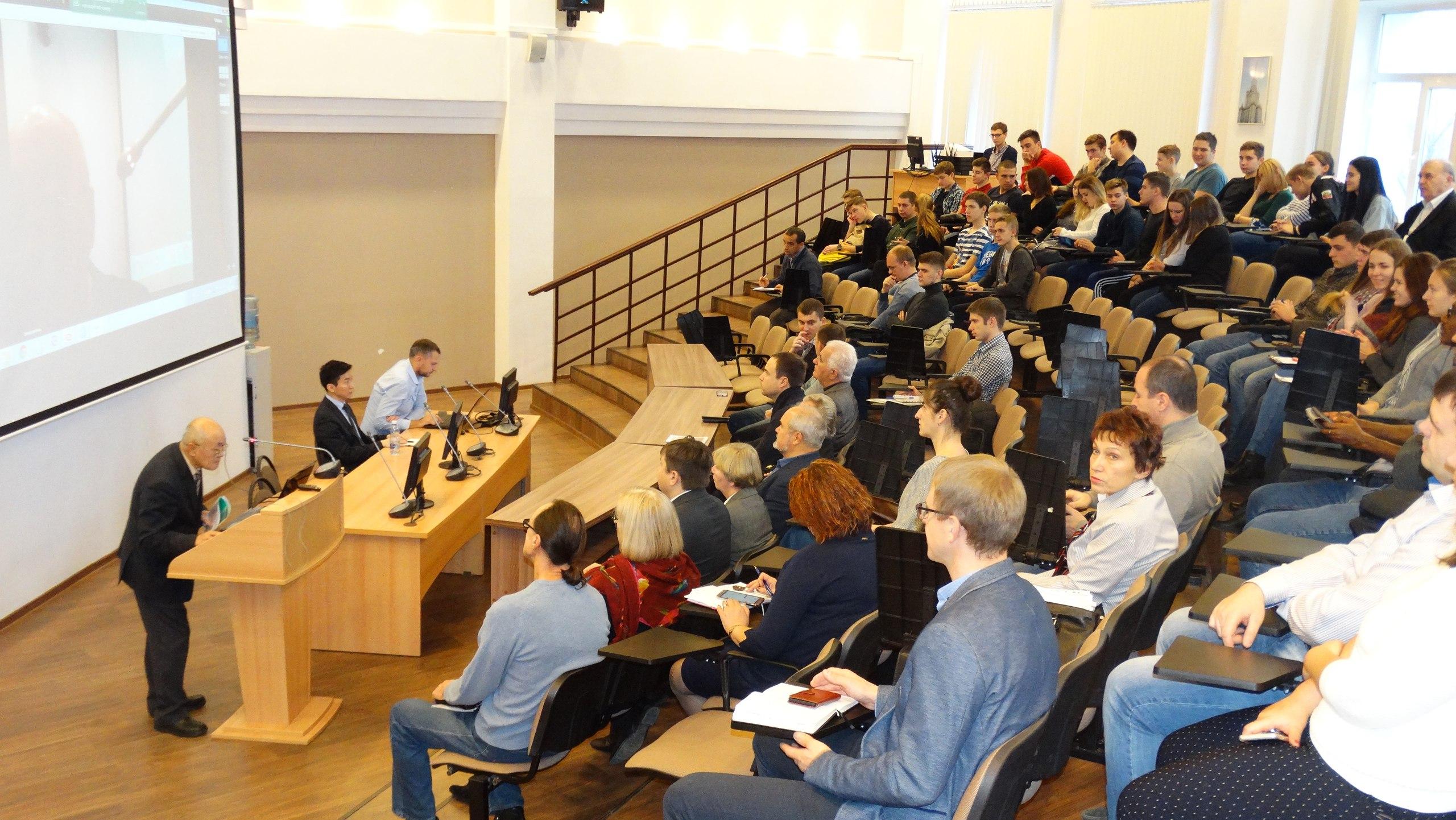 Национальный университет современных технологий