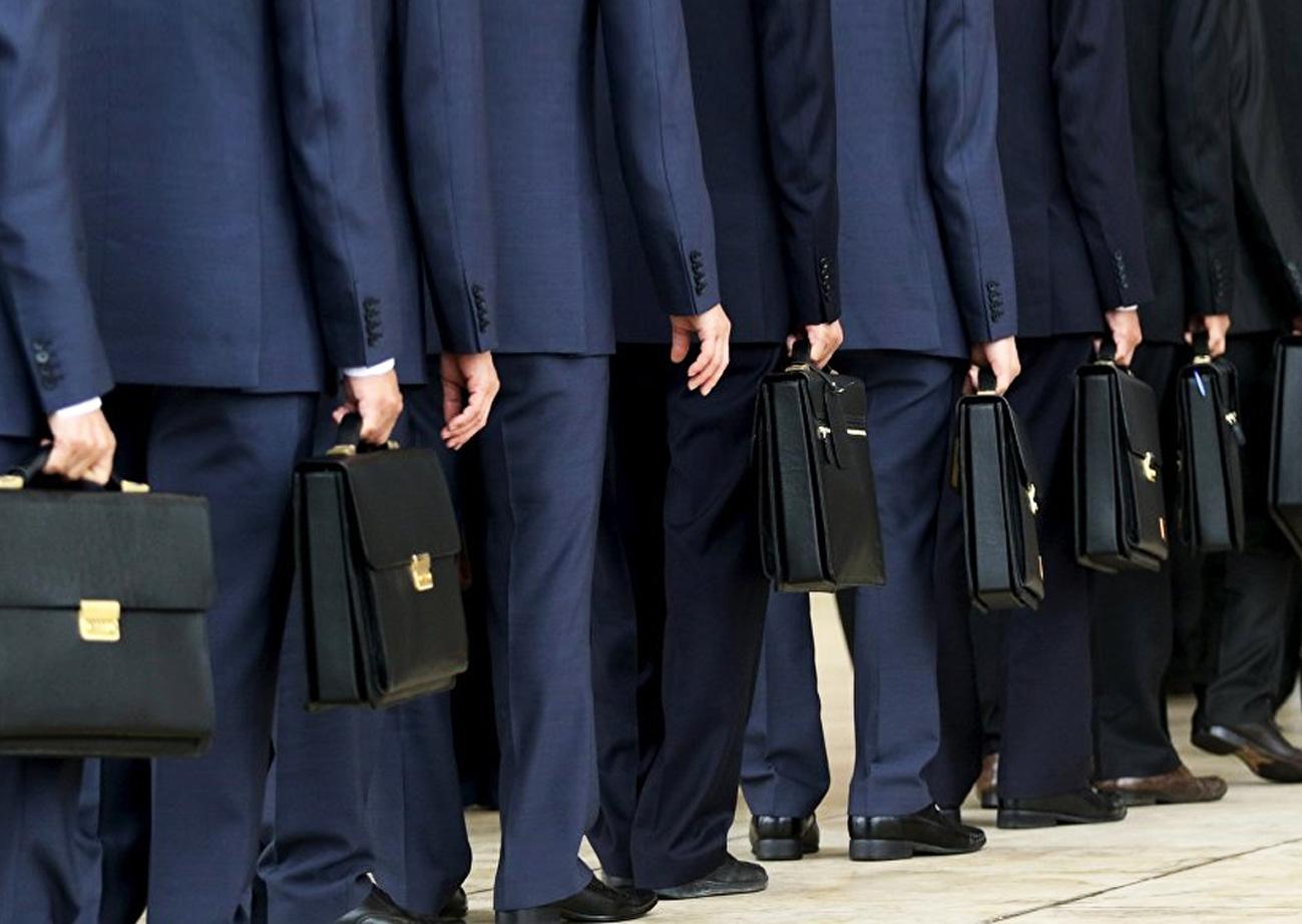 Государственные служащие переподготовка