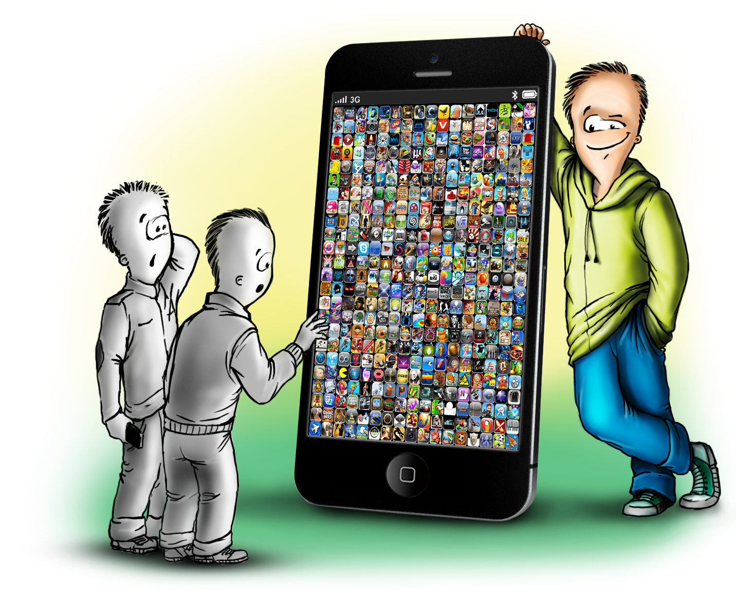 Мобильный разработчик